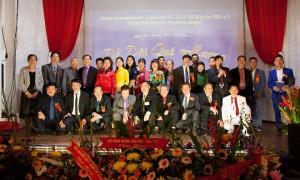 Album: Hội đồng hương Hà Nam Ninh giao lưu gặp gỡ tại Tp Leipzig CHLB Đức