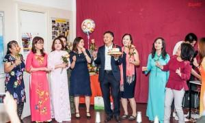 Album: Mừng sinh nhật anh Ngô Anh Tuấn tại CLB tình bạn Berlin – Ảnh Nguyen Duy