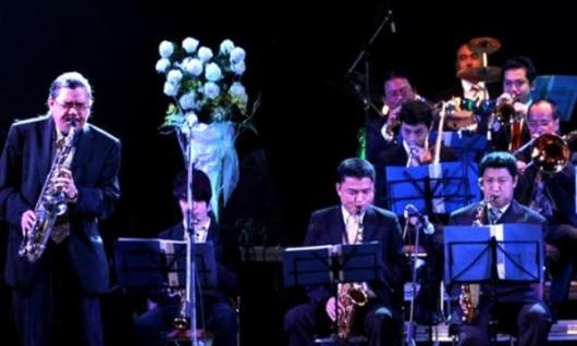 Nghệ sỹ Quyền Văn Minh làm đêm nhạc chuyển giao thế hệ Jazz Việt