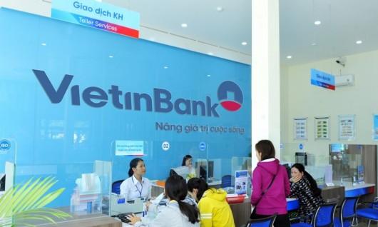 VietinBank Quý III/2017: Kiểm soát tốt chất lượng tín dụng