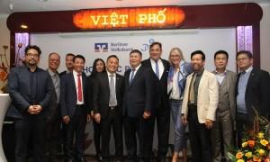 ALBUM: HỢP TÁC PHÁT TRIỂN Giữa Berliner Volksbank & các doanh nghiệp Việt Nam tại Đức.