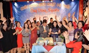 ALBUM: MỪNG SINH NHẬT ANH NGUYỄN DŨNG 60 TUỔI TẠI GERA - Ảnh Luu Van Dung