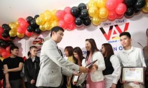 CÔNG TY CP HỢP TÁC THƯƠNG MẠI TOÀN CẦU: Trao bằng tốt nghiệp du học nghề khoá 1 - 2014 – 2017