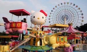 HÀ NỘI: xây dựng công viên Hello Kitty đầu tiên năm 2020