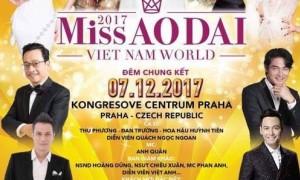 """THÔNG BÁO SỐ 1: Dự chung kết """"Miss Áo Dài VIET NAM World 2017"""""""