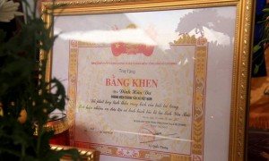 Thủ tướng truy tặng bằng khen cho nhà báo Đinh Hữu Dư