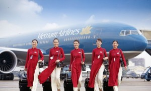 VIETNAM AIRLINES, VASCO ĐỨNG ĐẦU VỀ BAY ĐÚNG GIỜ
