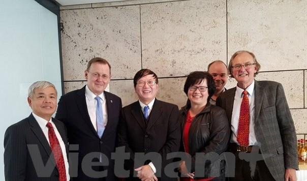 Bang Thüringen của Đức thúc đẩy quan hệ hợp tác với Việt Nam