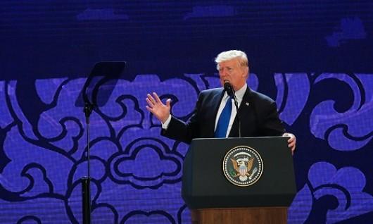 Toàn văn bài phát biểu của Tổng thống Trump tại APEC