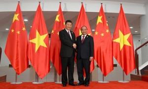 Chủ tịch Trung Quốc Tập Cận Bình viện trợ Việt Nam 10 triệu Nhân dân tệ
