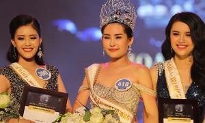 NTK Võ Việt Chung xin lỗi vì sai sót, Hoa hậu Đại dương Ngân Anh nói về 'tước vương miện`