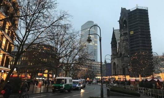 LỄ TƯỞNG NIỆM TRÒN 1 NĂM NGÀY KHỦNG BỐ TẠI CHỢ NOEL BERLIN (19.12.2016 - 19.12.2017)