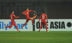U23 VIỆT NAM VIẾT TIẾP CHUYỆN CỔ TÍCH, ĐÁNH BẠI U23 IRAQ, VÀO BÁN KẾT U23 CHÂU Á 2018