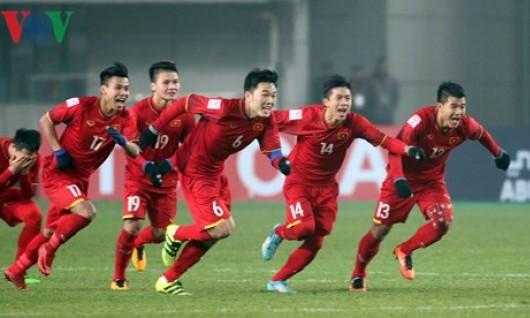 TIỀN THƯỞNG CHO U23 VIỆT NAM VƯỢT MỐC 37 TỶ ĐỒNG