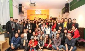 CẢM XÚC XUÂN: FAMILIEN TẾT MẬU TUẤT 2018
