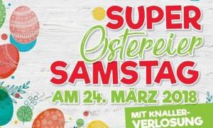 "THÔNG BÁO: MỜI SHOPPING ""OSTEREIER SAMTAG"" TẠI SELGROS LICHTENBERG (24.3.2018)"