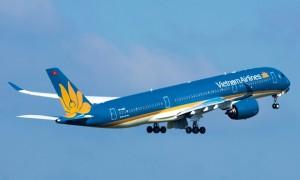 THÔNG BÁO: VIETNAM AIRLINES ĐIỀU CHỈNH ĐƯỜNG BAY, TRÁNH XA KHU VỰC BIỂN ĐEN