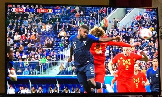 HẠ GỤC BỈ, ´THẾ HỆ VÀNG´ ĐƯA PHÁP VÀO CHUNG KẾT WORLD CUP
