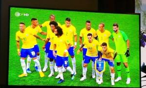 BỈ HẤT CẲNG BRAZIL, BÁN KẾT WORLD CUP 2018 TOÀN ĐẠI DIỆN CHÂU ÂU
