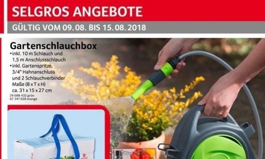 THÔNG BÁO: MỘT SỐ MẶT HÀNG GIẢM GIÁ ĐẾN 15.8.2018 TẠI SELGROS LICHTENBERG ( Mở cửa từ 6h – 22h)
