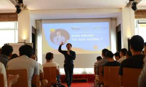 """""""KHỞI NGHIỆP, TẠI SAO KHÔNG?""""- Định hướng khởi nghiệp cho học sinh và sinh viên Việt Nam tại CHLB Đức"""