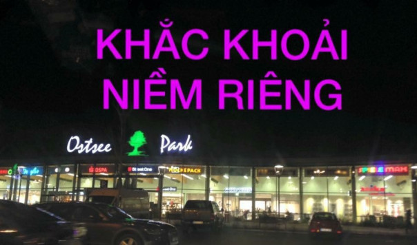 KHẮC KHOẢI NIỀM RIÊNG - Thơ Trương Thị Hoa Lài, Rostock