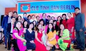 ALBUM: CLB TÌNH BẠN BERLIN CHÀO ĐÓN NĂM MỚI 2019 - Ảnh Tuan Doan