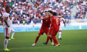 TUYỂN VIỆT NAM LỌT VÀO TỨ KẾT ASIAN CUP 2019: VỚI CHÚNG TA, CHIẾN THẮNG KHÔNG BAO GIỜ LÀ ĐỦ