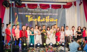 ALBUM: TỔNG KẾT LỚP THANH NHẠC, GIAO LƯU TẠI TP LEIPZIG - Ảnh Duc Do Anh