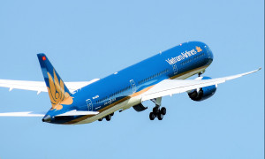 MÁY BAY BOEING 787-10 DREAMLIER GIA NHẬP ĐỘI BAY CỦA VIETNAM AIRLINES