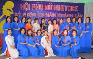 ALBUM: LỄ KỶ NIỆM 15 NĂM THÀNH LẬP HỘI PHỤ NỮ ROSTOCK - Ảnh Duy Long Nguyen