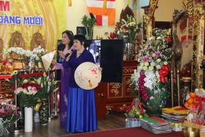 CS ÁI THANH & THÚY LỆ HÁT MỪNG TẠI PHỦ ĐỒNG TÂM ERFURT