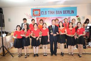 ALBUM: CLB TÌNH BẠN BERLIN CHÀO NĂM MỚI 2020 TẠI TTTM THÁI BÌNH DƯƠNG