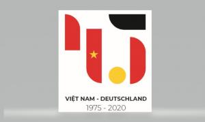 THÔNG BÁO VỀ KẾT QUẢ CUỘC THI THIẾT KẾ LOGO KỶ NIỆM 45 NĂM THIẾT LẬP QUAN HỆ NGOẠI GIAO VIỆT NAM – ĐỨC  (1975 – 2020)