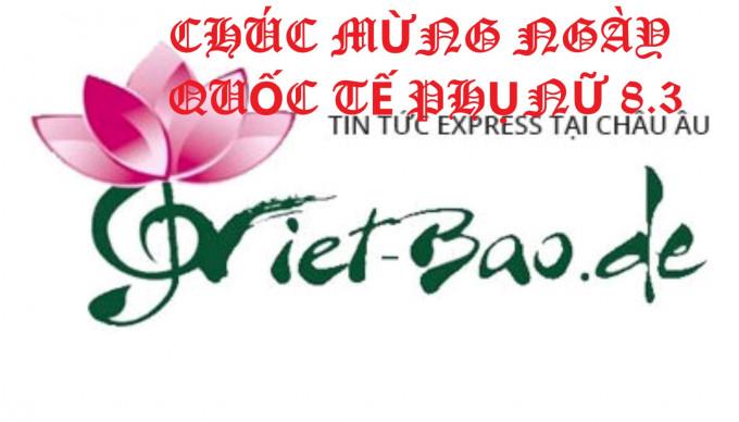 BBT VIET-BAO.DE CHÚC MỪNG NGÀY QUỐC TẾ PHỤ NỮ