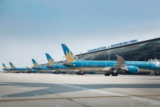 THÔNG BÁO KHẨN: VIETNAM AIRLINES TẠM DỪNG KHAI THÁC CÁC ĐƯỜNG BAY QUỐC TẾ