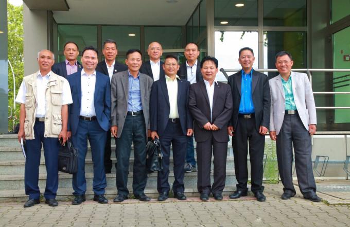 THƯ  THĂM HỎI CỦA: BCH Hội CCB Việt Nam tại CHLB nhân kỷ niệm 73 năm ngày Thương Binh Liệt sĩ 27.7