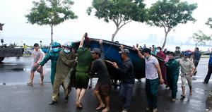 TIN QUÊ HƯƠNG: Bão số 5 và công tác ứng phó với bão của các tỉnh thành