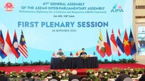 XÂY DỰNG CỘNG ĐỒNG ASEAN ĐOÀN KẾT, GẮN BÓ