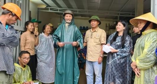 HỘI PHỤ NỮ VIỆT NAM TẠI MALAYSIA TRAO QUỸ GIÚP QUẢNG BÌNH, QUẢNG TRỊ