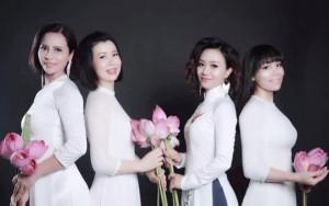 ALBUM: QUỐC PHỤC & NỮ NHÂN QUỐC TỔ VIỆT NAM TOÀN CẦU MỪNG NGÀY QTPN 8.3