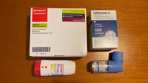 THUỐC HEN SUYỄN, DỊ ỨNG PHẤN HOA ASTHMASPRAY CÓ THỂ CHỐNG LẠI CORNA