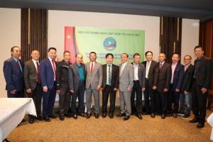 BCH HỘI CCB LIÊN BANG HỌP LẦN THỨ VI (Nhiệm kỳ 2020 – 2022)  (Nhiệm kỳ 2020 – 2022)