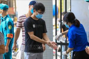 TIN DỊCH VIỆT NAM 20.9: Thêm 8.681 ca nhiễm mới SARS-CoV-2, thấp nhất trong 1 tháng trở lại đây