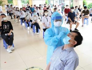 TIN DỊCH VIỆT NAM 5.10: Thêm 4.363 ca nhiễm mới SARS-CoV-2 tại 42 tỉnh, thành phố